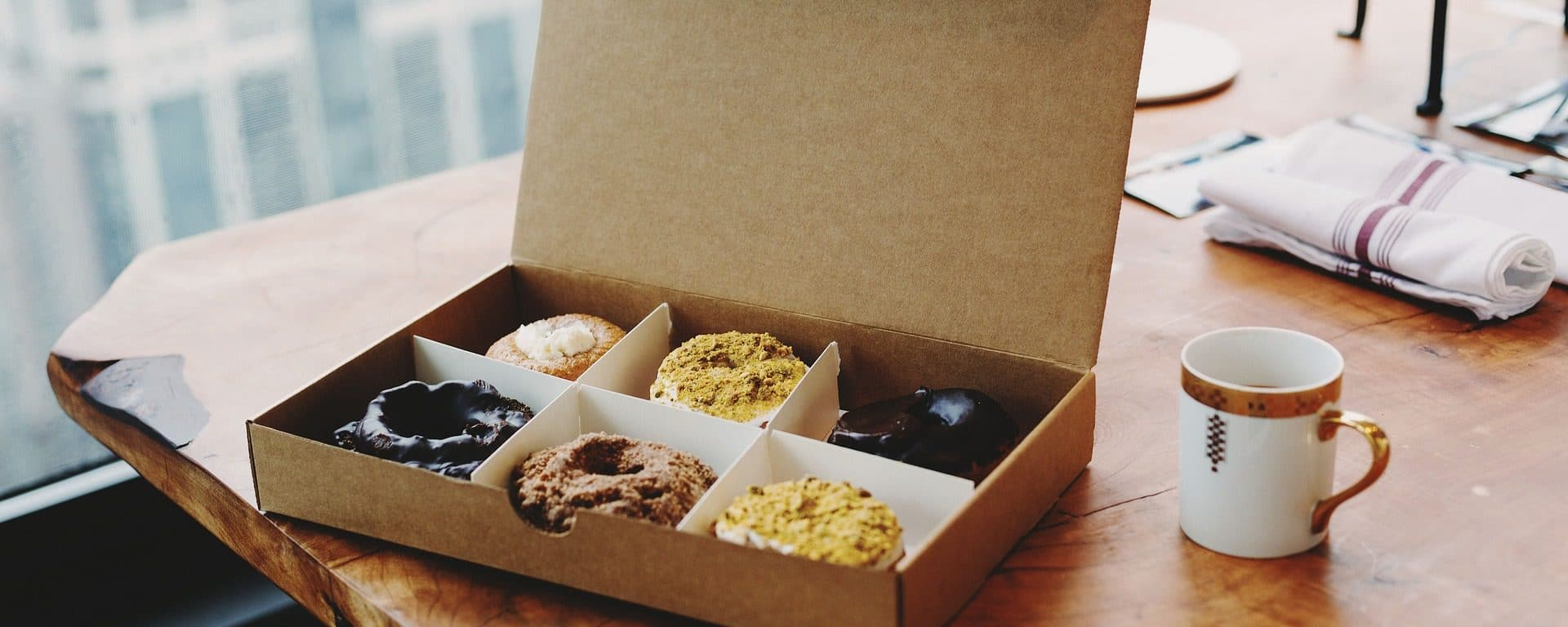 donuts, headaches and temptation