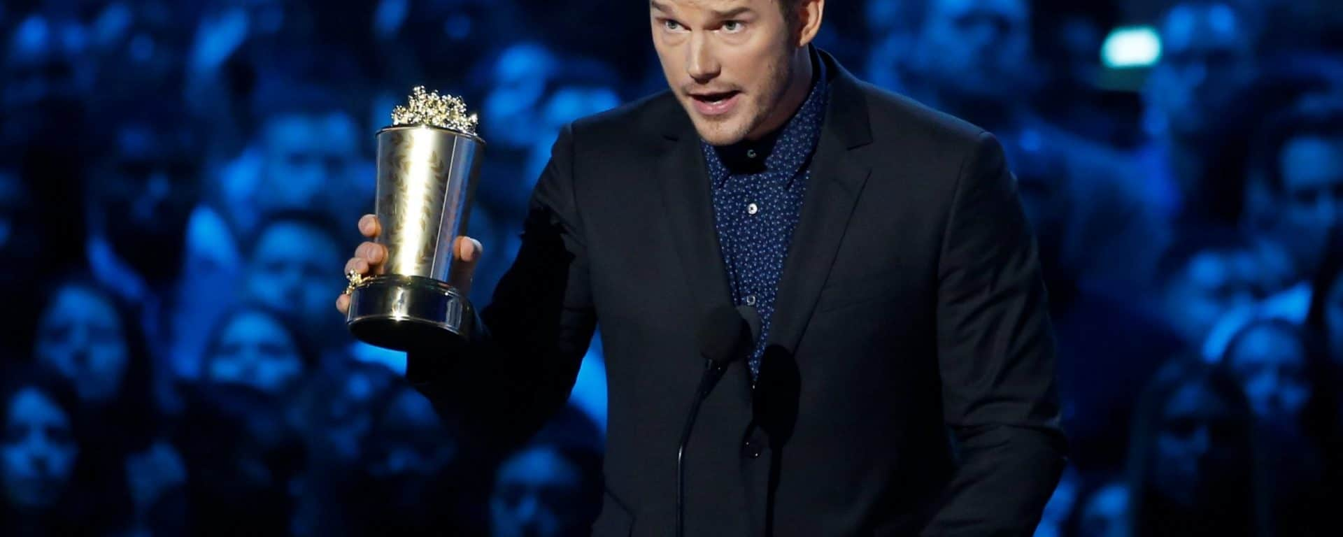 Chris Pratt Blows Away Entire MTV Audience God is Real